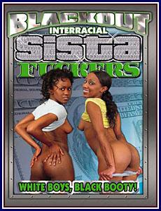 Sista Fuckers Porn DVD
