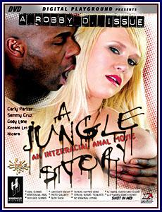A Jungle Story Porn DVD