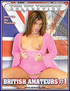 British Amateurs Porn DVD