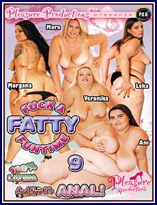 Fuck A Fatty Funtime 9 Porn DVD
