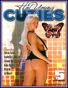 Hot Young Cuties Porn DVD