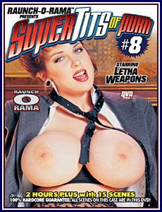 Super Tits of Porn 8 Porn DVD