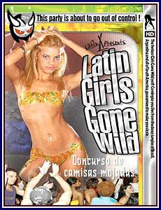 Latin Girls Gone Wild Concurso De Camisas Mojadas Porn DVD