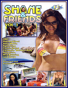 Shane And Friends Porn DVD