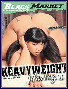 Heavyweight Honeys Porn DVD