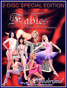 Fables Tales of Erotic Fantasy Porn DVD