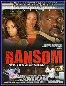 Ransom the porn movie ebony