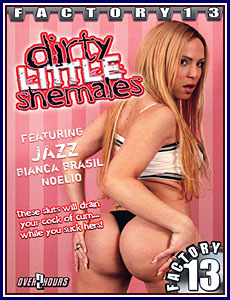 Dirty Little Shemales Porn DVD