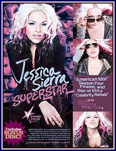 Jessica Sierra Superstar Porn DVD