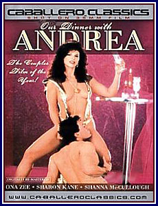 Our Dinner With Andrea Porn DVD