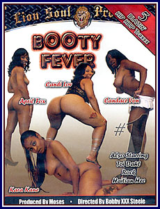 Booty Fever Porn DVD