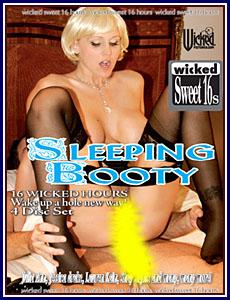 Sleeping Booty Porn DVD