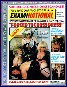 Think, Cross dress adult dvd rather valuable