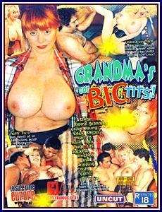 Grandma's Got Big Tits Porn DVD