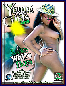 For-Play Young Black Girls Who Love White Boys Porn DVD