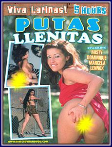 Viva Latinas - Putas Llenitas Porn DVD