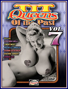 Tit Queens Of The Past 7 Porn DVD