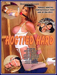 Hogtied Hard Porn DVD
