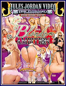 Blonde Ambition Porn DVD