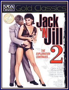Jack 'N Jill 2 Porn DVD