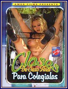 Clases De Sexo Anal Para Colegialas Porn DVD