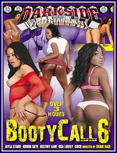 Booty Call 6 Porn DVD