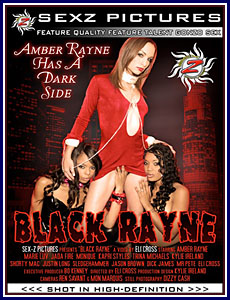 Black Rayne Porn DVD