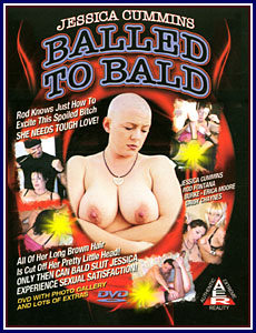 Balled To Bald Porn DVD