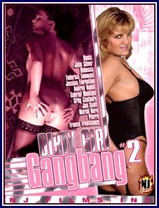 Dirty girl gang bang 2