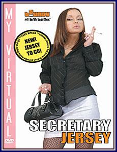 My Virtual Secretary Jersey Porn DVD