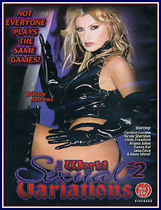World of Sexual Variations 2 Porn DVD