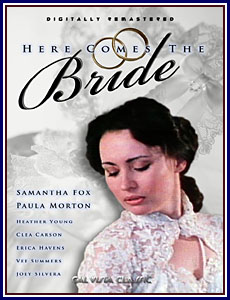 Here Comes The Bride Porn DVD
