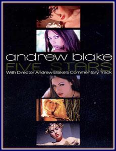 Andrew Blake Five Stars Porn DVD