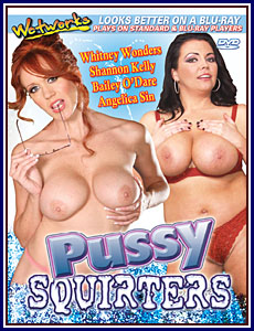 Pussy Squirters Porn DVD