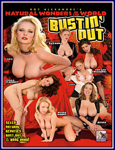 Natural Wonders of the World Bustin' Out Porn DVD
