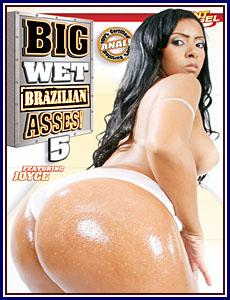 Big Wet Brazilian Asses 5 Porn DVD