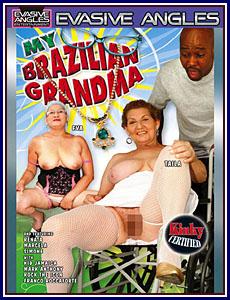 My Brazilian Grandma Porn DVD