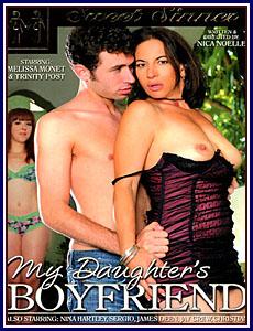 My Daughter's Boyfriend Porn DVD