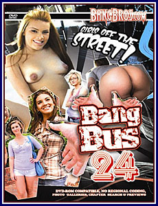 Bang Bus 24 Porn DVD