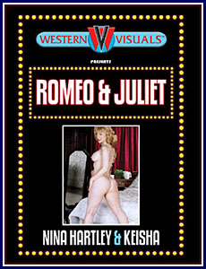 Romeo and Juliet Porn DVD