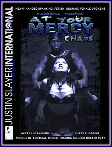 At Your Mercy Chaos Porn DVD