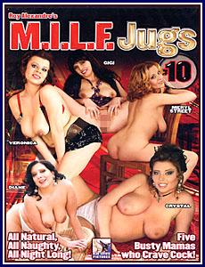 MILF juggs porno