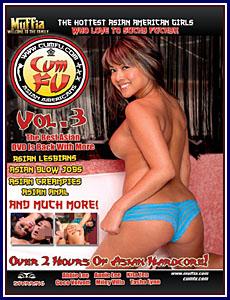 Cum Fu 3 Porn DVD