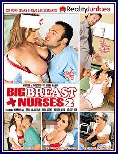 Big Breast Nurses 2 Porn DVD