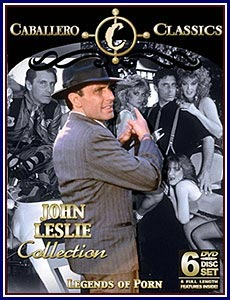 John Leslie Collection Porn DVD
