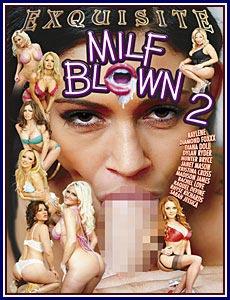 MILF Blown 2 Porn DVD