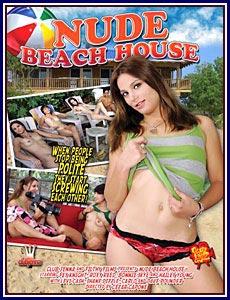 Nude Beach House Adult DVD