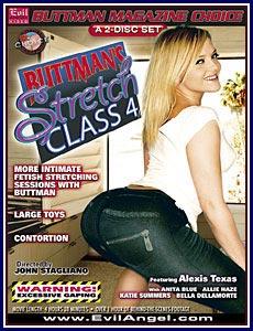 Buttman's Stretch Class 4 Porn DVD