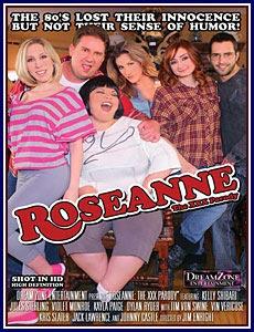 Roseanne The XXX Parody Porn DVD