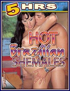 Brazilian shemale dvd